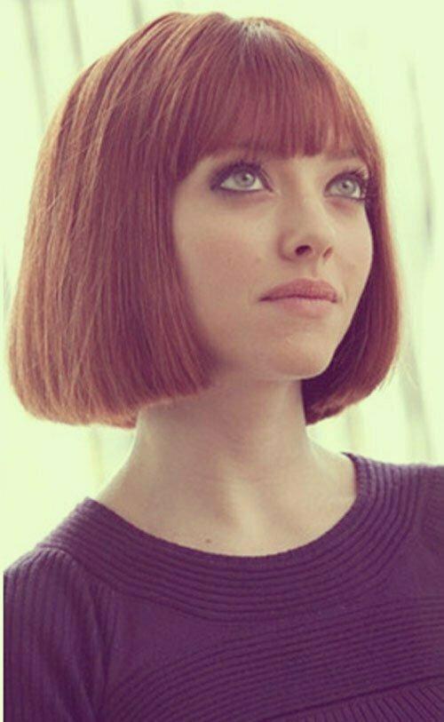 2013 Short Bob Hairstyles for Women-5