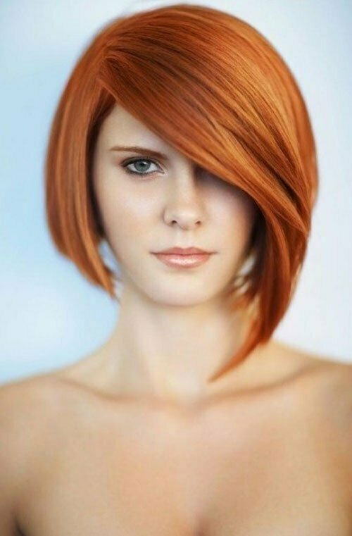 Incredible 2013 Short Bob Hairstyles For Women Short Hairstyles 2016 2017 Hairstyle Inspiration Daily Dogsangcom