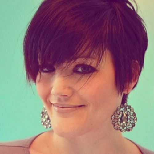 2013 Trendy Short Haircuts for Women-3