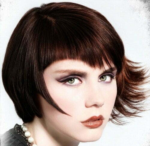 2013 Trendy Short Haircuts for Women-4