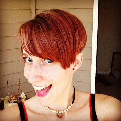2013 Trendy Short Haircuts for Women-6