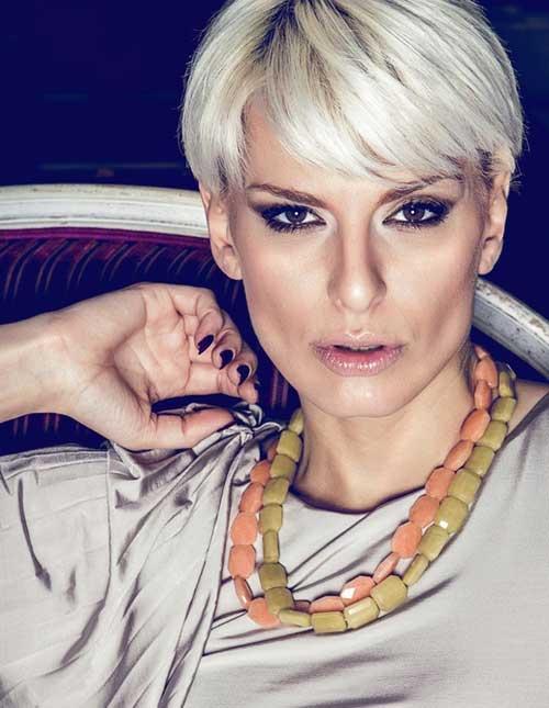 2013 Trendy Short Haircuts for Women