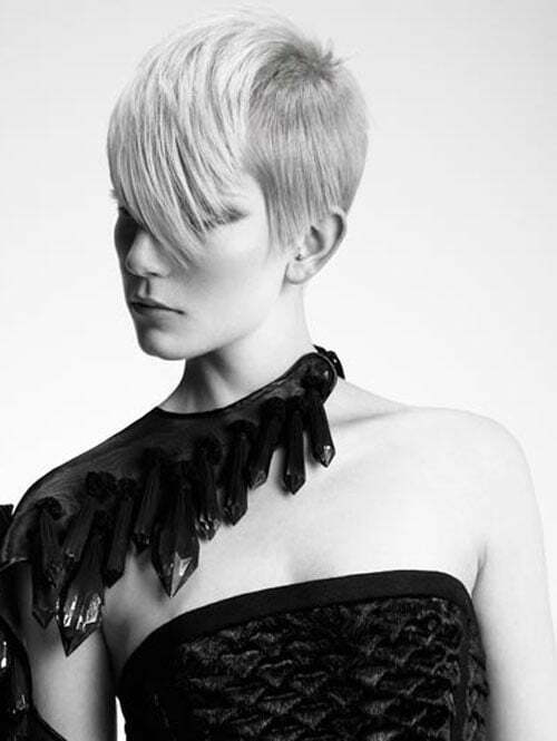 2013 Trendy Short Haircuts for Women-9