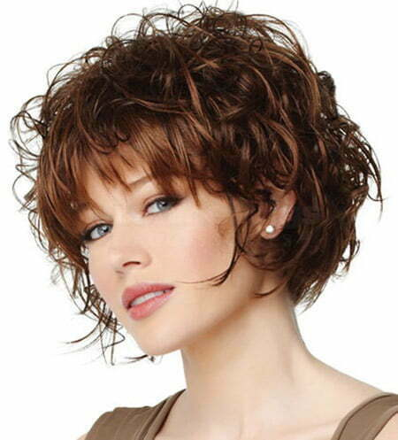 Magnificent 15 Best Curly Short Haircuts Short Hairstyles 2016 2017 Most Hairstyle Inspiration Daily Dogsangcom
