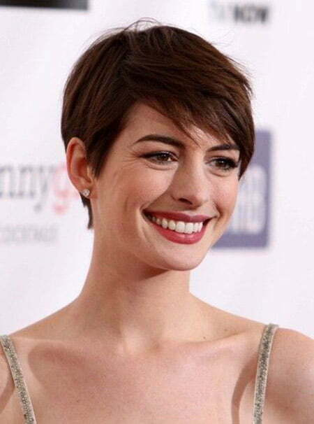Anna Hathaway's Lovely Pixie