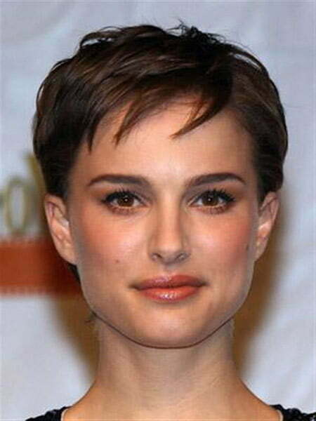 Attractive Pixie Cut with Messy Top