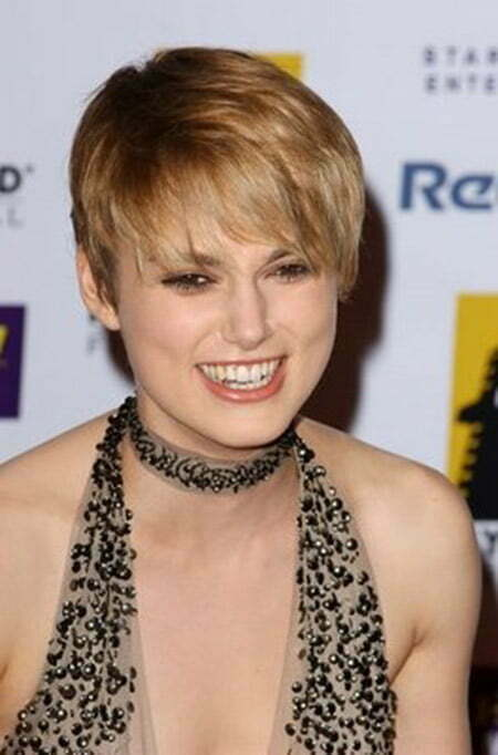 Attractive and Charming Pixie Cut