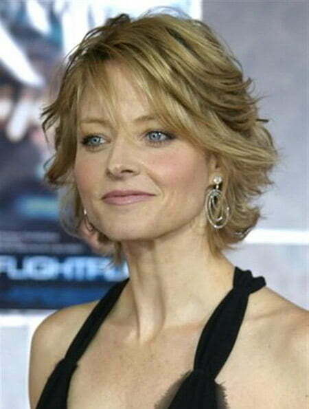 Awesome Bob Cut of Jodie Foster
