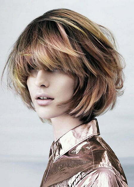 Awesome Bob Cut