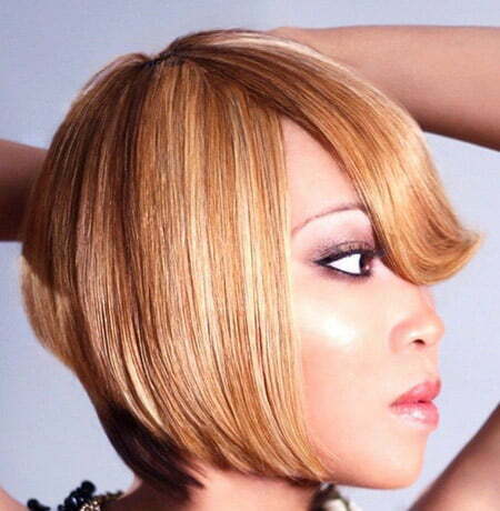 Awesome Graduated Bob Cut