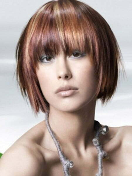 Awesome Layered Bob Cut