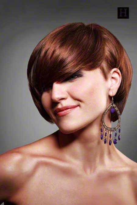 Awesome Short Bob Cut
