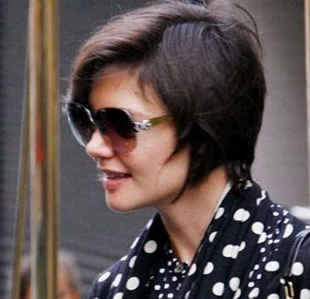 Awesome Side-parted Bob Cut