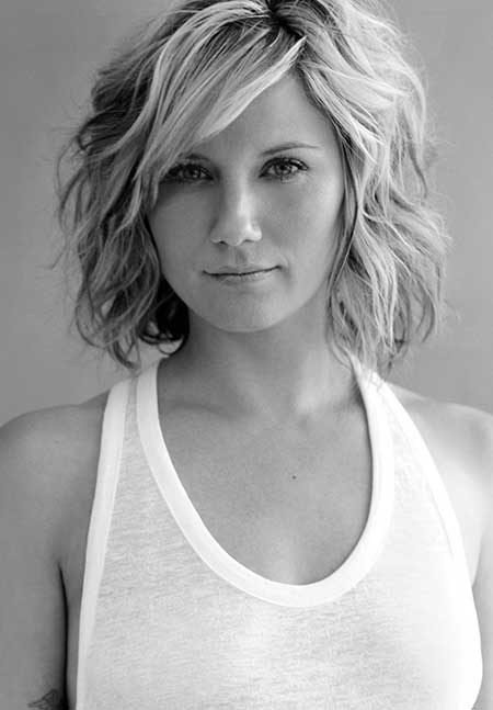 Images Of Short Wavy Hairstyles
