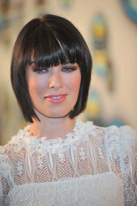 Awesome and Charming Asymmetric Bob Cut