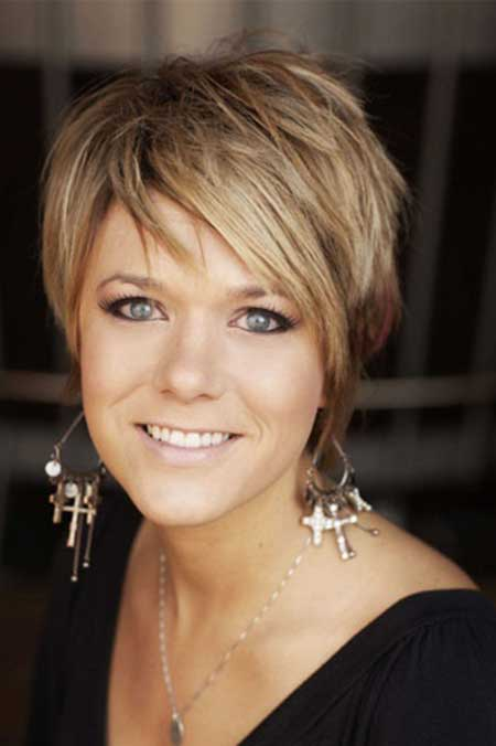 Awesome and Fabulous Asymmetric Hairstyle