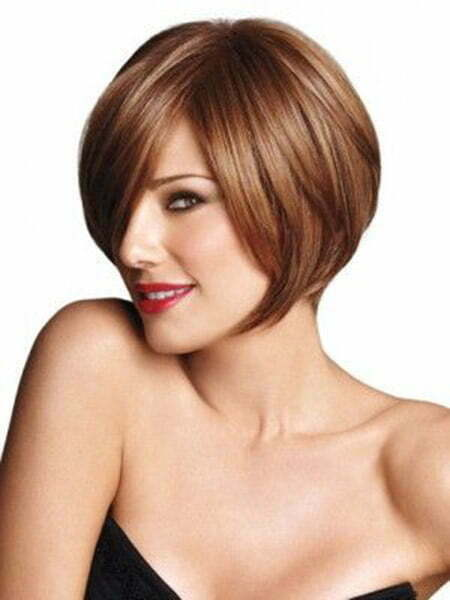 Awesome and Fabulous Graduated Bob Cut