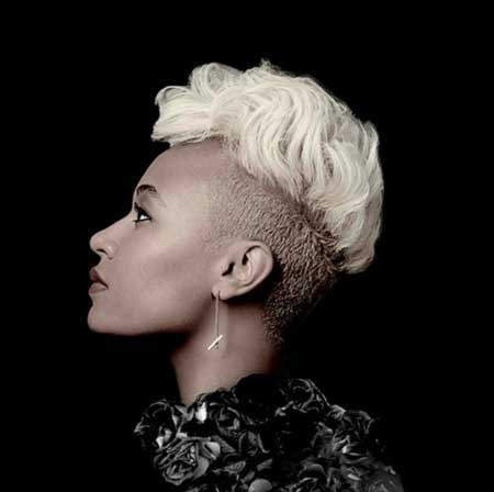 Beautiful Short Haircuts for Black Women-13