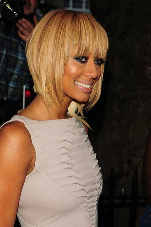 Beautiful Short Hairstyles for Black Women-3
