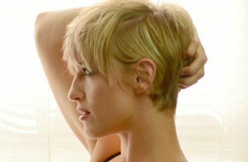 Blonde Hairstyles for Short Hair-3