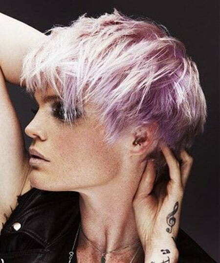Colors for short hairstyles short hairstyles 2016 2017 most blonde and pink pmusecretfo Gallery