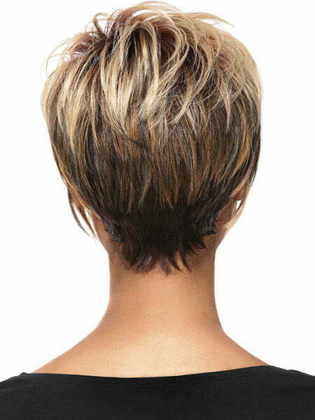 Tremendous Back View Of Short Haircuts Short Hairstyles 2016 2017 Most Short Hairstyles For Black Women Fulllsitofus