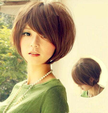 Stupendous Classic Bob Hairstyle Japan Haircuts Hairstyle Inspiration Daily Dogsangcom