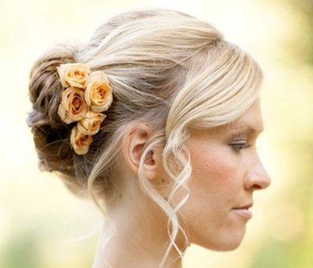 Bridal Hairstyles For Short Wavy Hair Short Hairstyles 2018 2019