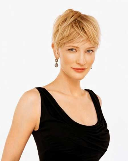 Cate Blanchett's Awesome Pixie Cut