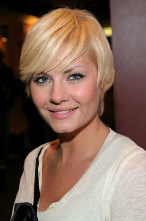 Top Celebrity Short Haircuts Hairstyles