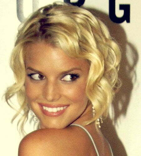Celebrity Short Wedding Hairstyles