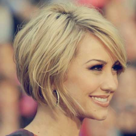 Charming Inverted Bob Hairstyle