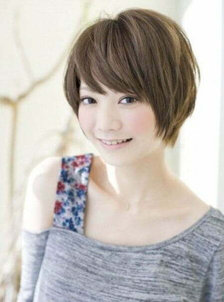 Charming Layered Bob Cut