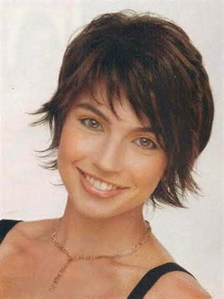 Charming and Attractive Flip Out Bob Cut