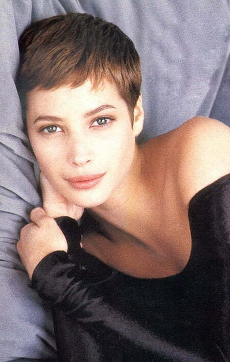 Charming and Attractive Pixie Cut