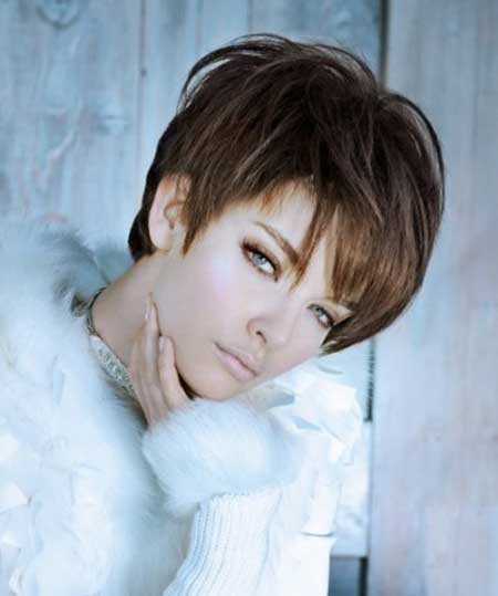 Pleasing Best Pixie Cuts For 2013 Short Hairstyles 2016 2017 Most Hairstyles For Men Maxibearus