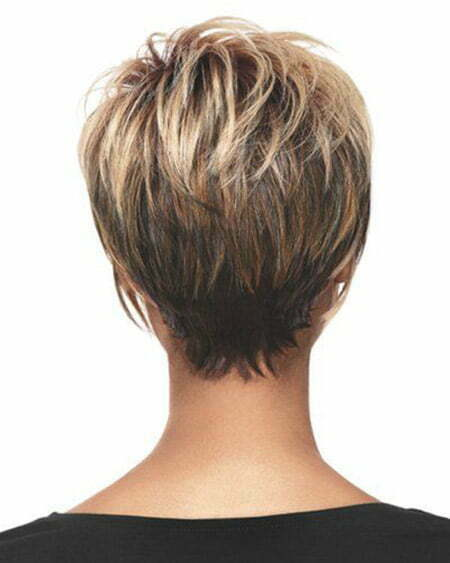 29 Cool Short Hairstyles For Women 2017 Pretty Designs Back View
