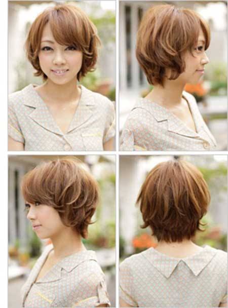 Cool Asian Bob Cut