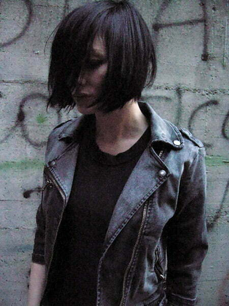Cool Graduated Bob Cut