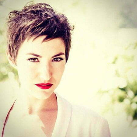 Cute Pixie Cuts Short Hairstyles 2016  2017 Most - Different Black Hairstyles