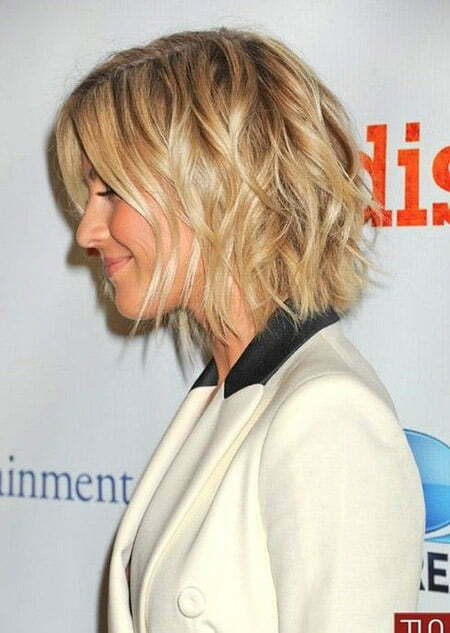 Cool and Charming Bob Cut with Blunt Ends