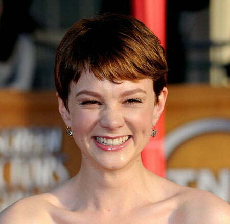 Cool and Charming Pixie Cut
