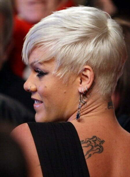 Cool and Lovely Pixie Cut