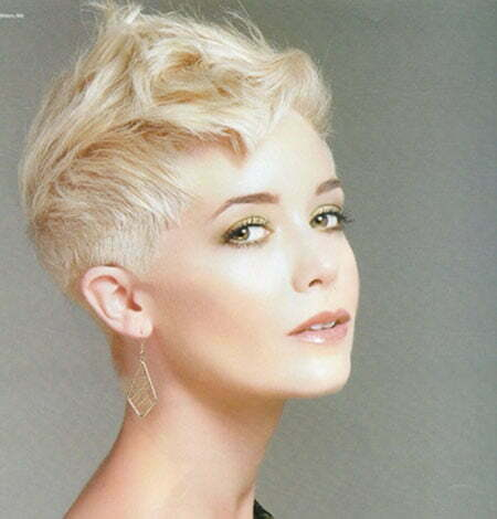 Cool and Sassy Pixie Cut