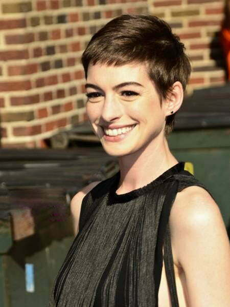Cute Pixie Short Hairstyles