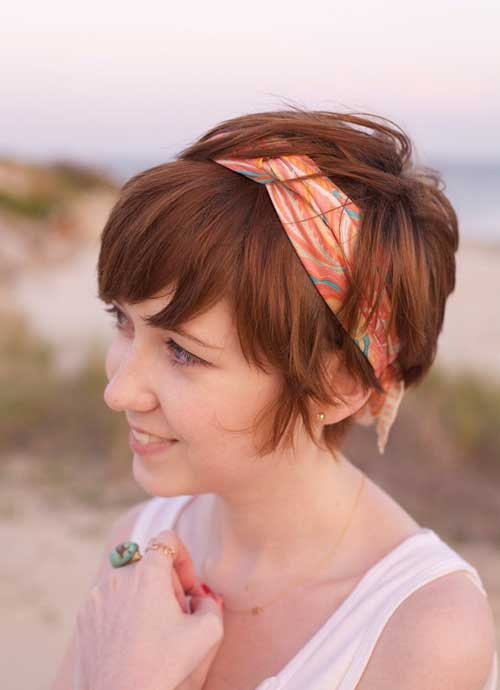 Cute Short Hairstyles-1