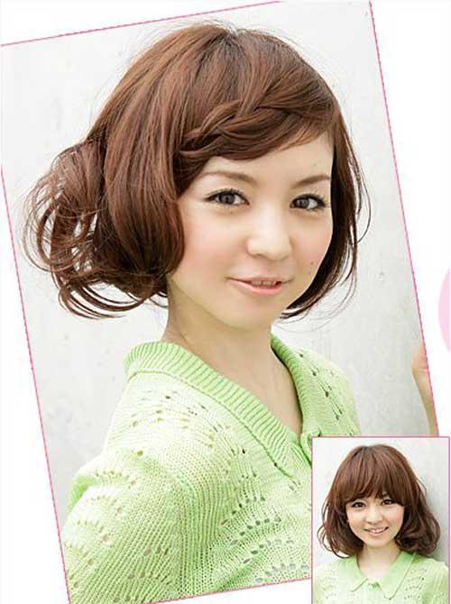 Cute Short Hairstyles-2