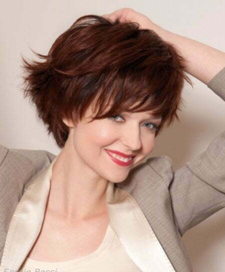 ... - Cute Short Haircuts Short Flippy Hairstyles For Women Cute Short