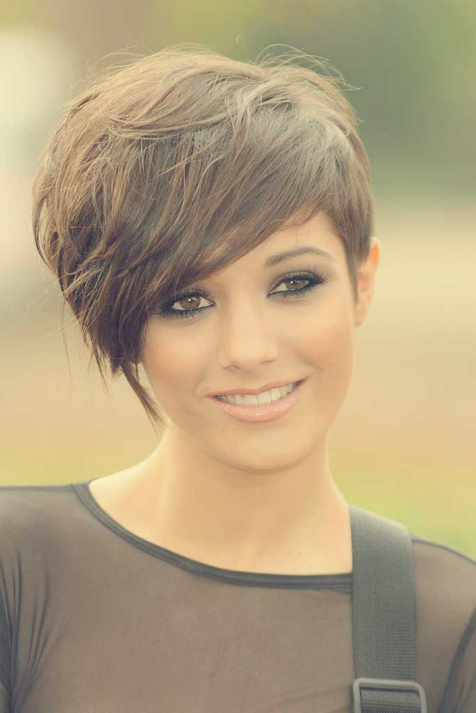 Cool Cute Easy Short Hairstyles Short Hairstyles 2016 2017 Most Short Hairstyles For Black Women Fulllsitofus