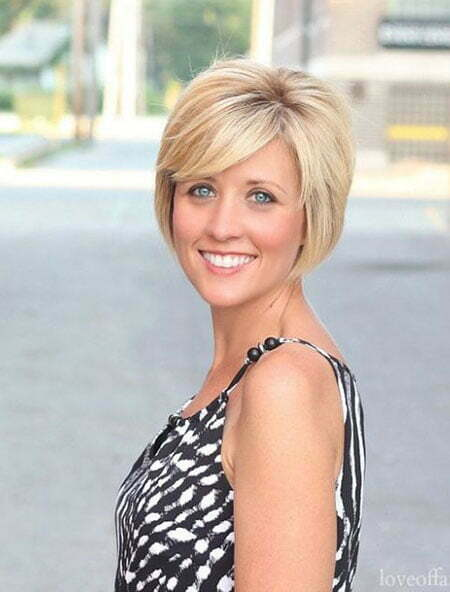 Cute and Charming Bob Cut